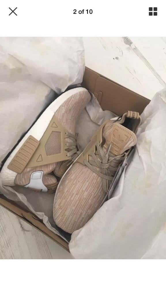 Adidas originals NMD R 1 Primeknit trainers size UK9in Cheadle Hulme, ManchesterGumtree - Adidas originals nmd r 1 prime knit trainers100% genuine adidas nmd trainers purchased from adidas websiteSize UK9Brand new in the boxThese trainers retail at £129
