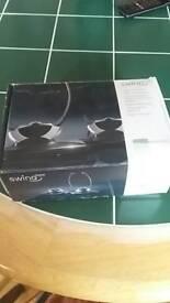 Swing digital headset