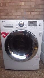 Refurbished LG F1480FD Direct Drive 9kg 1400rpm Washing Machine