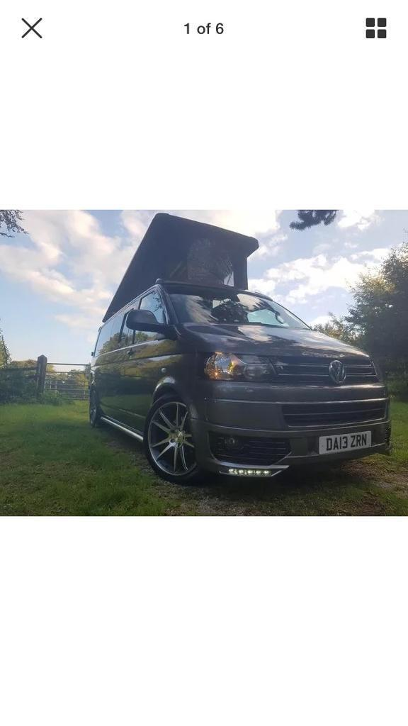 Brand New VW CAMPER VAN Conversion