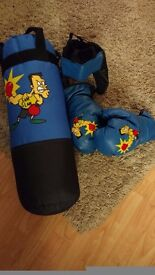 Hanging Punching Bag By: Toys R Us Toys R Us | Age Group: 6 - 12 years