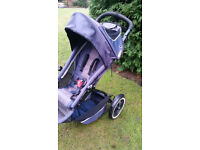 Phil & Teds Sport e3 Pushchair