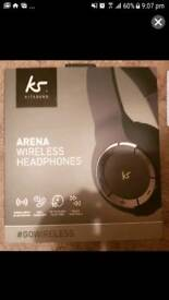 KS arena wireless bluetooth headphones