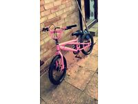 PINK girls BIKE BMW - £30 can drop off if not far