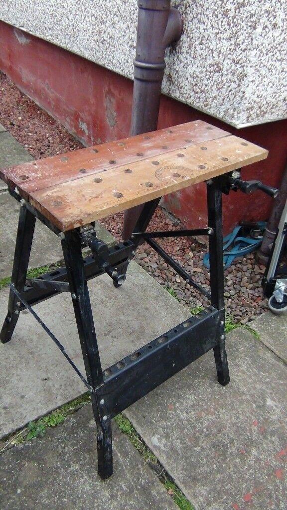 Vice table /work stand   in Liberton, Edinburgh   Gumtree