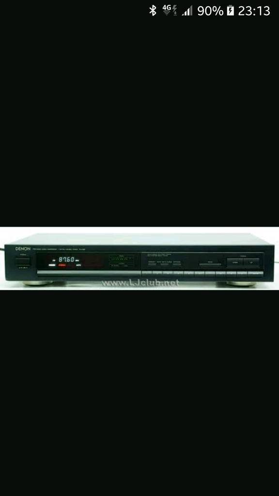 DENON Tuner25in Sandwell, West MidlandsGumtree - DENON Precision AM FM Tuner full Size in Mint Condition