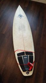 BeachBeat Surfboard 6' 2