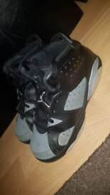 Nike Air Jordan 6 size 2
