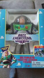Original Buzz Lightyear action figure