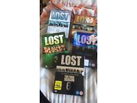 Lost dvds - great condition