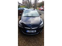 Great Condition Vauxhall Astra SRi Hatchback 1.6 Litre in black