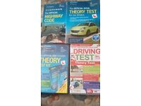 ***Theory Test books and Cds for car drivers***