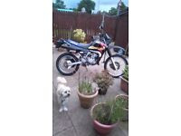 Kawasaki kmx125r mint condition. First to see will buy
