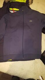 Lacoste zip brand new with tags