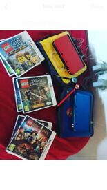 2 x Nintendo 3Ds Xl