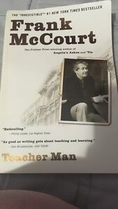 Frank McCourt - Teacher man