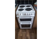 oven electric white