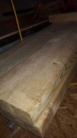 6×2treated timber