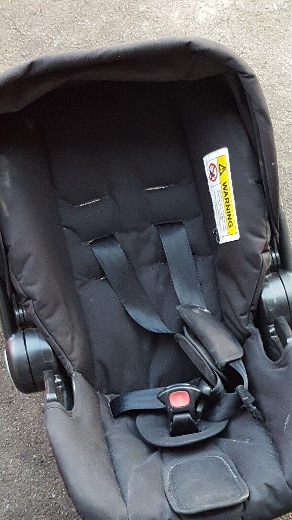 Car seat Urban Detour + Buggy Urban Mountain Jungle Pushchair | in