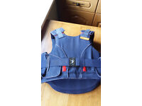 horse riding body protector vest airo wear