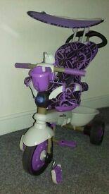 Smart Trike Dream - 4in1 - Rare Purple Colour