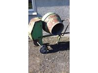Cement Mixer for spares or repair