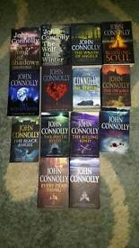 John Connelly books