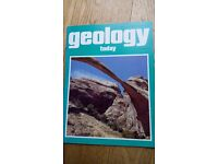 Geology Today Journals