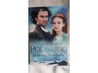 10 'Poldark' paperback books by Winston Graham