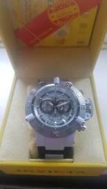 Mens invicta subaqua noma 3 watch boxed in brand new condition