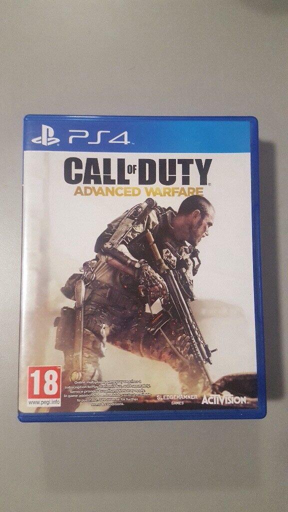 Games (Black Ops 3, Doom, Advanced Warfare, No Mans Sky)
