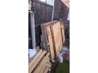 9 Sheets plywood (8x4) (2400x1200)