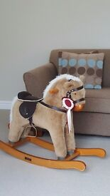 Rocking Horse by Mamas and Papas very good condition
