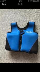Swim jacket 2-3