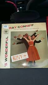 2 x ray conniff albums