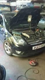 Fiesta 1.4 breaking for parts