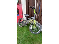 "Boys 16 "" bike in very good condition can deliver for a small charge"