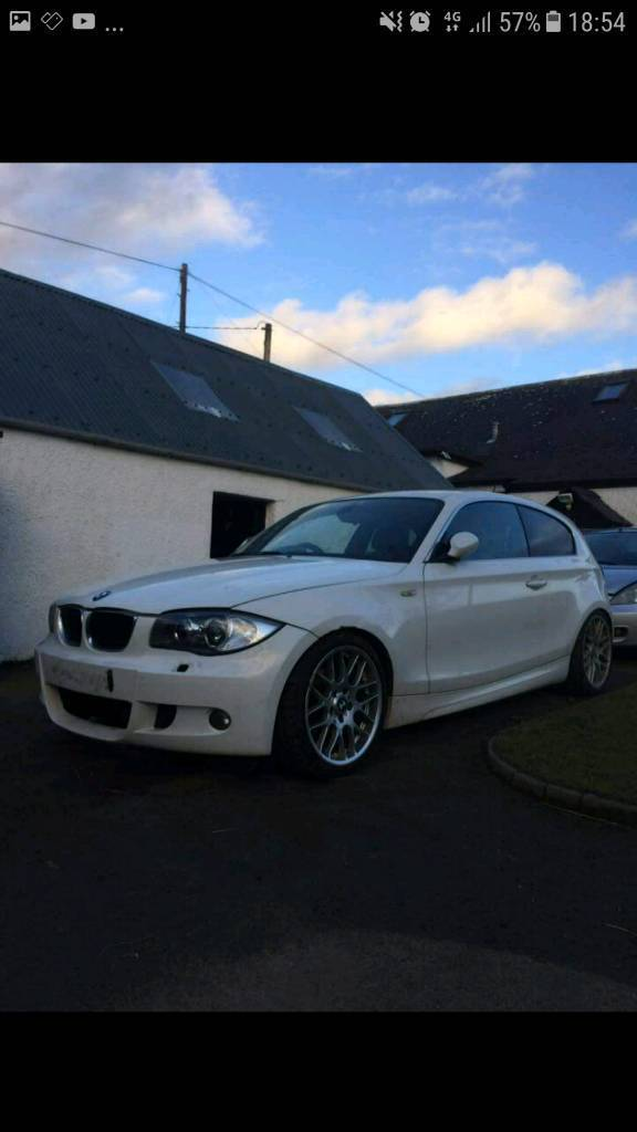 **REDUCED**Bmw 1 series spares