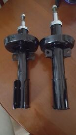 Zafira front shock absorbers brand new for 2L dti 1999-2005 model
