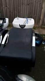 Hair washing/Styling station