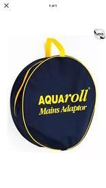 Aquaroll mains water connection kit and storage bag