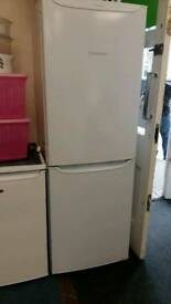 Hotpoint 6ft fridge freezer. Gc delivery possible