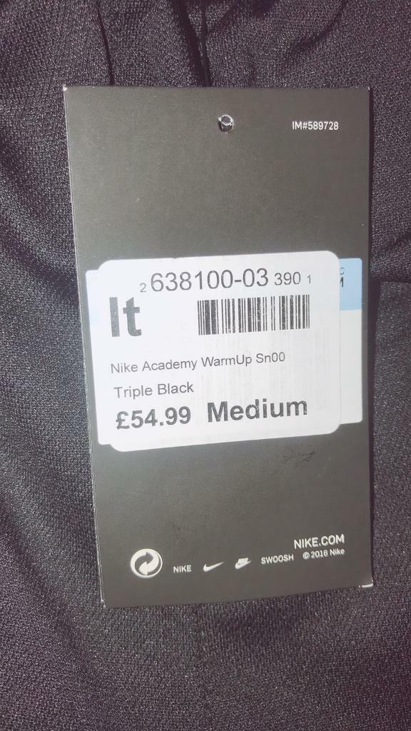 comprare popolare prezzo limitato donna Brand new Nike jogger running pants size medium | in Leicester ...