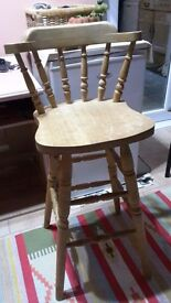 Breakfast counter stool