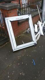 Grey anthracite window 740 wide X 900 high £30