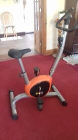 Brand new body fit exercise bike not used brand new