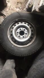 2006 Mercedes Sprinter wheels