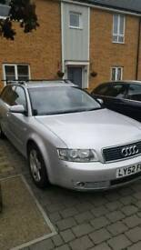 Audi A4 TDI 2002