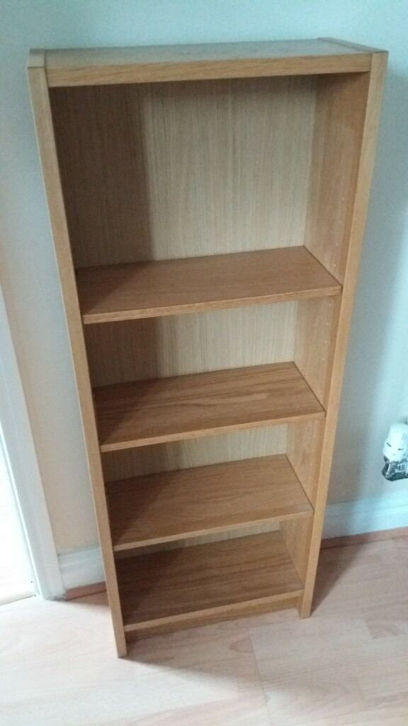 BOOKCASES X 3H106cm W40cm D17cmin Dudley, West MidlandsGumtree - Bookcases in excellent condition, H106cm W40cm D17cm, adjuatable shelves,..from smoke and pet free home, collection from dudley area