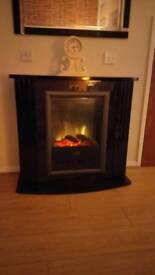 Fire surrounds dimplex